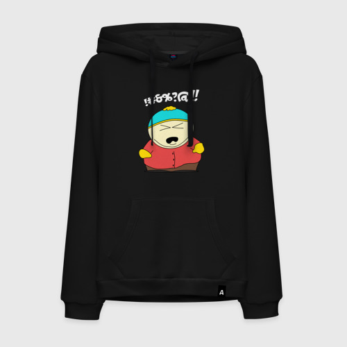 Мужская толстовка-худи South Park, Эрик Картман