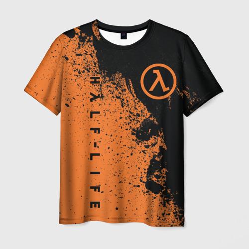 Мужская 3D футболка Half-Life