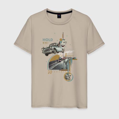 Мужская футболка Гарри Поттер