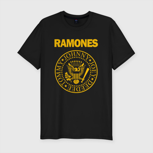 Мужская футболка премиум RAMONES