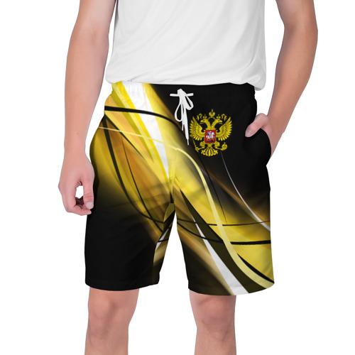 Мужские шорты 3D РОССИЯ