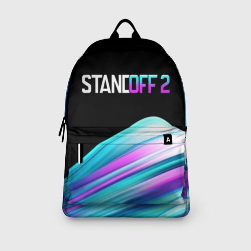 Рюкзак 3D с принтом STANDOFF 2 - RUSH, вид сбоку #3