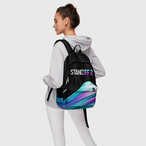 Рюкзак 3D с принтом STANDOFF 2 - RUSH, фото #4