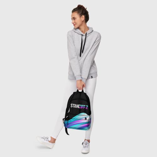 Рюкзак 3D с принтом STANDOFF 2 - RUSH, фото #6