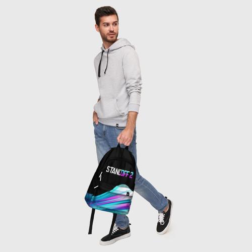 Рюкзак 3D с принтом STANDOFF 2 - RUSH, фото #5