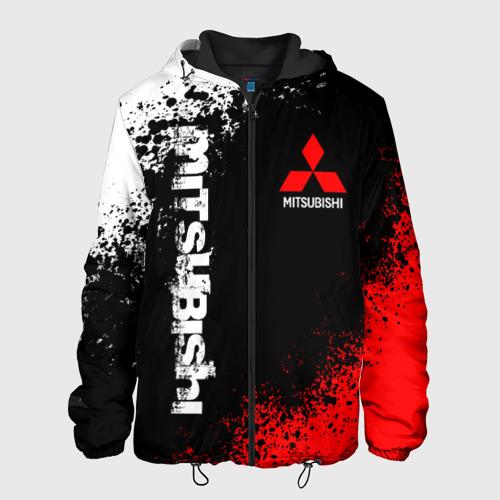 Мужская куртка 3D MITSUBISHI SPORT