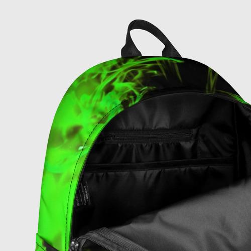 Рюкзак 3D с принтом MONSTER ENERGY, фото #7