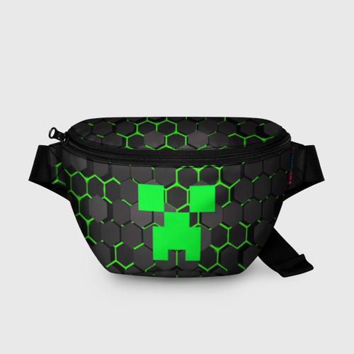 Поясная сумка 3D MINECRAFT CREEPER   КРИПЕР