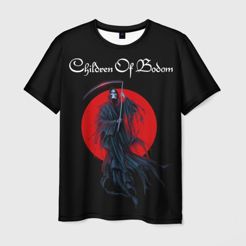 Мужская 3D футболка Children of Bodom 19