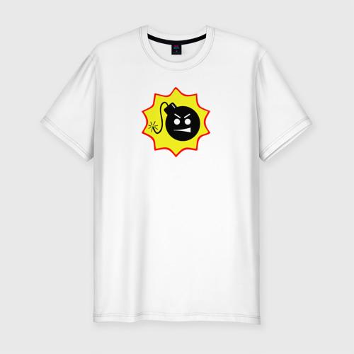 Мужская футболка премиум Serious Sam 4