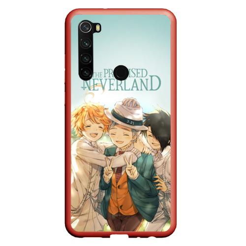 Чехол для Xiaomi Redmi Note 8 The Promised Neverland