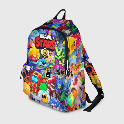 Рюкзак 3D Brawl Stars | Все новые бравлы