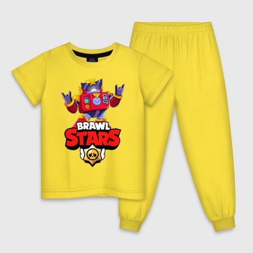 Детская пижама Вольт - Brawl Stars
