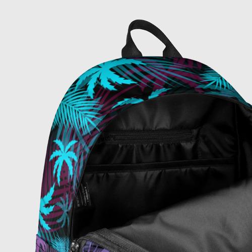 Рюкзак 3D с принтом BRAWL STARS BIBI | БИБИ, фото #7
