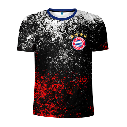 Мужская футболка 3D спортивная BAYERN MUNCHEN