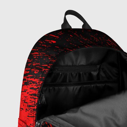 Рюкзак 3D с принтом Sabaton, фото #7