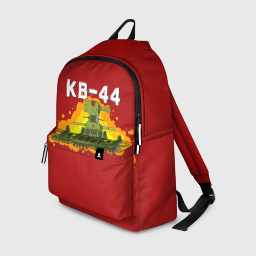 Рюкзак 3D Геранд-шоп Кв-44