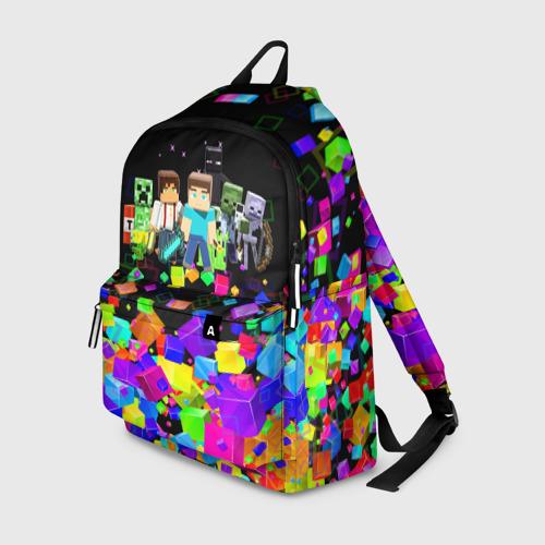 Рюкзак 3D Minecraft | Майнкрафт