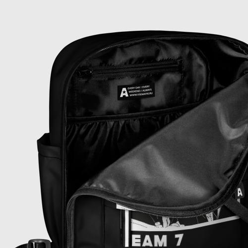 Женский рюкзак 3D с принтом Команда 7, фото #5