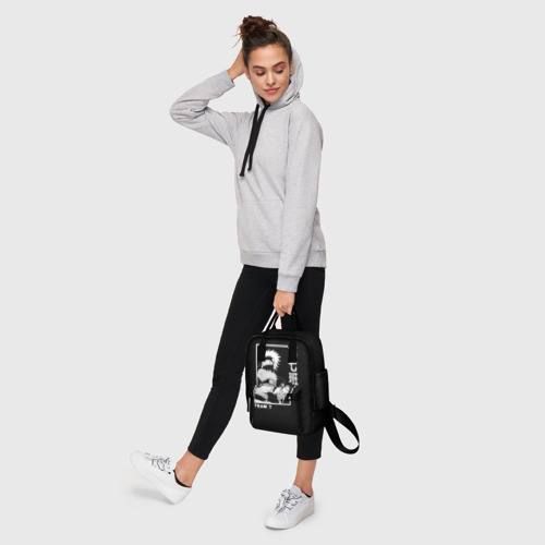Женский рюкзак 3D с принтом Команда 7, фото #4