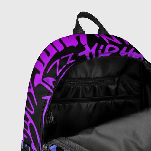 Рюкзак 3D с принтом НАРУТО НЕОН | NARUTO NEON, фото #7