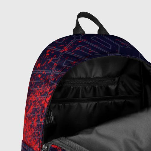 Рюкзак 3D с принтом DOOM / ДУМ, фото #7
