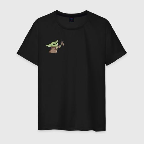 Мужская футболка Дитя