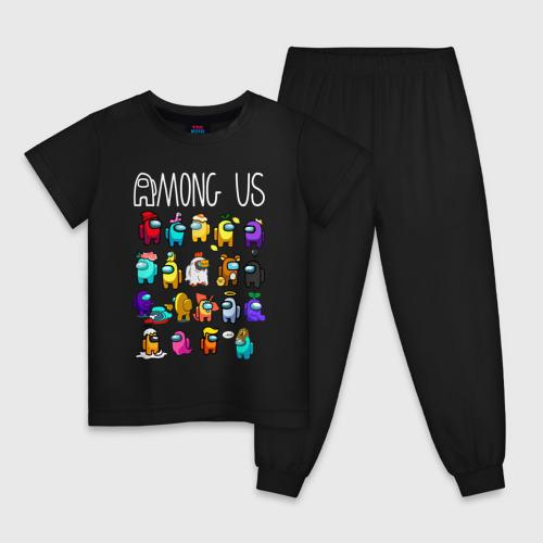 Детская пижама AMONG US