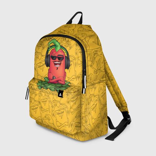 Рюкзак 3D Перец та-ра-та-та