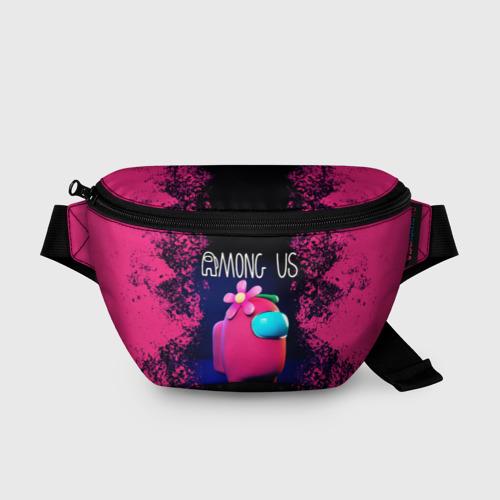 Поясная сумка 3D AMONG US