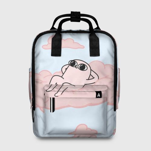 Женский рюкзак 3D Мем