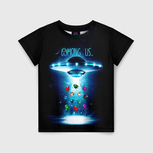 Детская 3D футболка Среди Нас