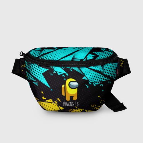 Поясная сумка 3D AMONG US / АМОНГ АС