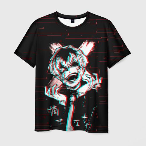 Мужская 3D футболка The madness of Ken