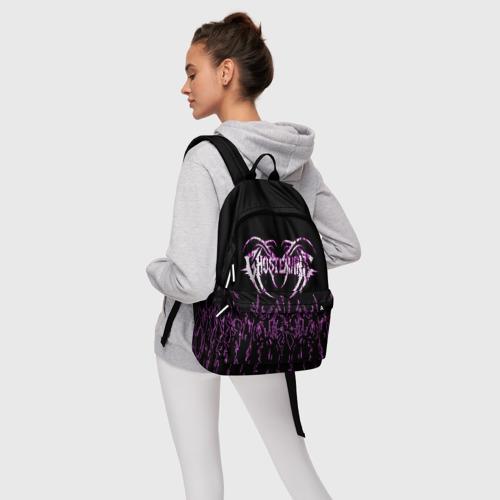 Рюкзак 3D с принтом GHOSTEMANE, фото #4
