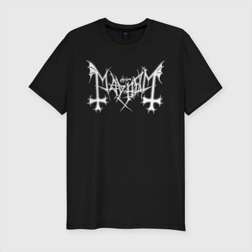 Мужская футболка премиум MAYHEM