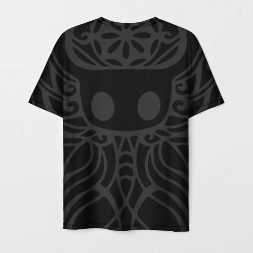 Мужская 3D футболка с принтом HOLLOW KNIGHT | ХОЛЛОУ НАЙТ, вид сзади #1