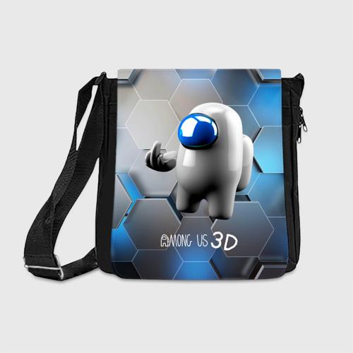 Сумка через плечо Among Us 3D
