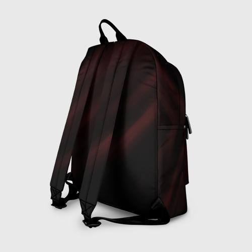 Рюкзак 3D с принтом КЛИНОК РАССЕКАЮЩИЙ ДЕМОНОВ, вид сзади #1