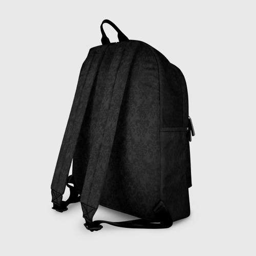 Рюкзак 3D с принтом Genshin Impact XIAO, вид сзади #1