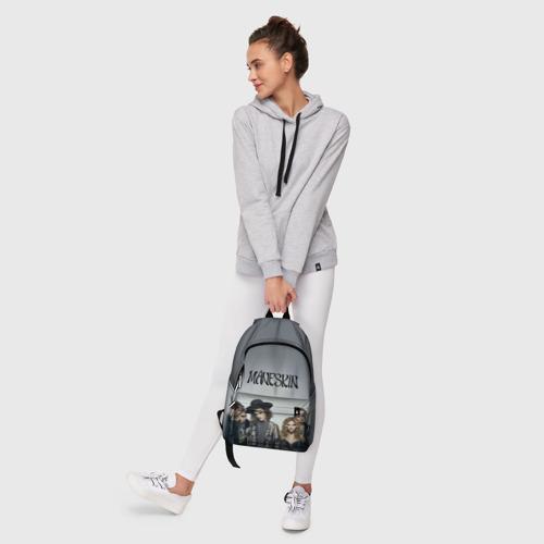 Рюкзак 3D с принтом Maneskin, фото #6