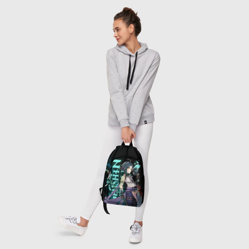 Рюкзак 3D с принтом XIAO, фото #6